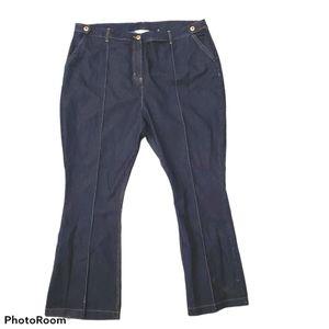 Anthology Jeans Flare Jeans High Waist 22W